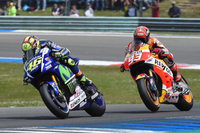 Movistar Yamaha MotoGP Conquers the Cathedral with Fifth Consecutive Double Podium