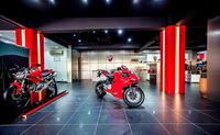 Ducati Returns to India