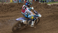 Yamaha's Justin Barcia Breaks Through for First Career Pro Motocross Championship Victory at Budds Creek