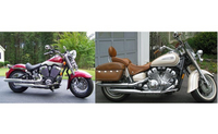 Church Of MO Excelsior Henderson Vs. Yamaha Royal Star