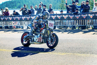 Mechanical Issue Halts Victory Project 156 Less Than 2 Miles From Pikes Peak Finish Line