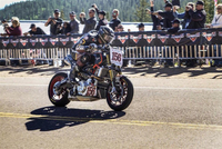 Victory Motorcycles Project 156 Hits Highs and Lows at Pikes Peak International Hill Climb