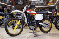 Tom White's Early Years of Motocross Museum
