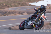 ONBOARD RACE VIDEO: Pikes Peak Project 156—Drama on the Mountain Podium pace ends with a DNF.
