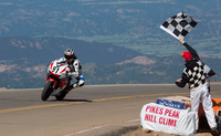 2015 Pikes Peak International Hill Climb Results