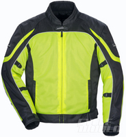 CW REVIEW: Tour Master Intake Air 4.0 Latest version of this mesh jacket is great for hot summer rides.