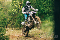 FIELD TEST: Yamaha's New YZ250FX Racing the GNCC Limestone 100 aboard the new 250FX motocrosser.