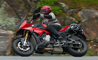 2015 BMW S1000XR First Ride Review
