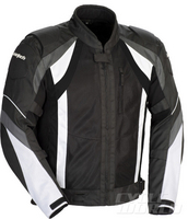 "CW EVALUATION: Cortech VRX Air This jacket beating the heat with ""Armor-link"" mesh."