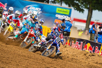 Yamaha's Barcia Goes Back-to-Back in Lucas Oil Pro Motocross Championship