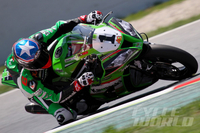 Positive Prognosis For Kenny Noyes Injured American, the Spanish Superbike champion, is recovering from head trauma and other injuries suffered