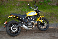 New Scrambler Fuels Big Sales Increase for Ducati