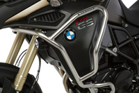 Touratech Adds Even More Protection to the BMW F800GS Adventure