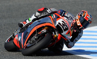 Melandri Splits with Aprilia, Replaced by Michael Laverty