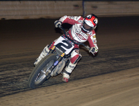 AMA Pro Flat Track Riders Return to the Indy Mile to Carry on the Track's Long Tradition of Great Competition