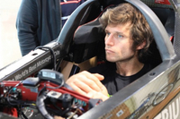 Guy Martin Joins Triumph in Attempt to Reclaim Land Speed Record