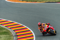 Friday Summary at Sachsenring: Marquez Gets His Magic Back, Redding Learns That Relaxing Helps You Go Faster