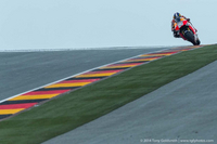 Thursday Summary at Sachsenring: A Plethora of Tires, A Bullish Marquez, & The Dangers of Suzuka