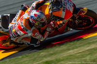 Saturday Summary at Sachsenring: Why the Hondas Are Fast, & Who Can Stop Marquez or Kent