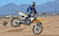 2016 Yamaha YZ450F Review