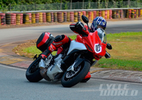 2015 MV Agusta Turismo Veloce 800 – FIRST RIDE New Italian sport-tourer is late, but worth the wait.