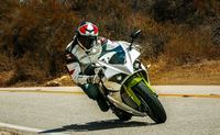 Energica Reaches New Partnership With Hollywood Electrics