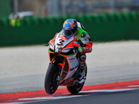 In the Malaysian Round of WSBK the Six-Time World Champion Max Biaggi will be Astride the Aprilia RSV4 Once Again
