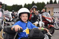 Ride for Kids: Minnesota, New York and Wisconsin Motorcyclists Help Kids with Brain Tumors