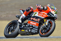 Ducati Superbike Team Score a Fantastic Double Win with the Panigale R at Laguna Seca