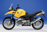 BMW R1150GS – BEST USED BIKES Exemplifying the very essence of a two-wheel Swiss army knife.