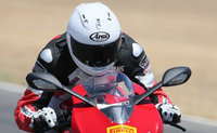 MO Tested: Arai Corsair X Review
