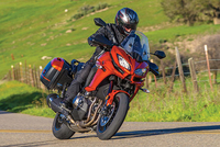 Rider Magazine's 2015 Motorcycle of the Year