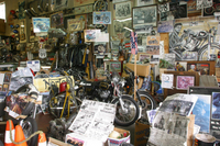 Mining For Old One man's 40-year obsession turns into the single greatest cache of vintage motorcycle parts the world has ever seen.