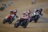 AMA Pro Flat Track Riders Set to Compete in the Black Hills Half-Mile During the 75th Annual Sturgis Motorcycle Rally