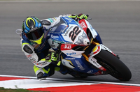 Seventh and Eighth for Voltcom Crescent Suzuki as Rain Slows Sepang Free Practice Sessions