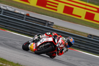 Aprilia's Max Biaggi Remains Quickest Following Afternoon Downpour at Sepang