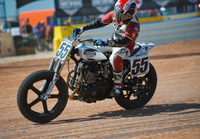 Triumph Flat Track Riders Ready for Return to Action at the Black-Hills Half-Mile