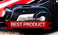 Best Motorcycle Product Of 2015