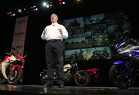 Record Number of OEM Exhibitors at Upcoming American International Motorcycle Expo