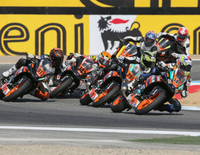 KTM Announces Top Five MotoAmerica RC Cup Riders Invited to KTM RC Cup World Final at Silverstone