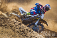 2016 Yamaha YZ450F – FIRST RIDE Suspension changes and Launch Control keep the big new YZ in the front pack.
