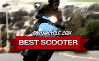 Best Scooter Of 2015