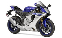 2016 Yamaha YZF-R1S Certified by CARB
