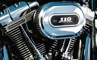Twin Cam 110 Harley-Davidson Fat Boy S and Softail Slim S for 2016