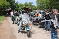 READERS GET A CHANCE TO RIDE NEW HARLEYS Cycle World Tour Powered By Harley Davidson