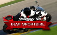Best Sportbike of 2015