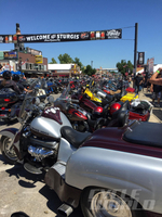 PHOTO ESSAY: Sturgis by iPhone Is it possible to have too much of a good thing? No. I mean yes. Wait, I don't know.