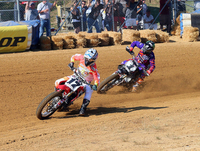 Flat Track: Record Breaking 11th Consecutive Peoria TT Win for Wiles (Video)