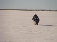 2015 AMA Land Speed Grand Championship at Bonneville Salt Flats Canceled Due to Poor Conditions