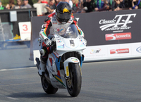 Modern Day TT Stars Out in Force for 2015 F1 Classic TT Race